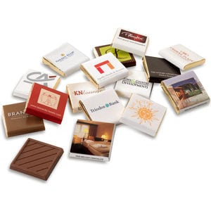 Chocolate Neapolitans Digitally Printed