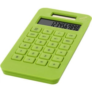 Branded Green Calculator