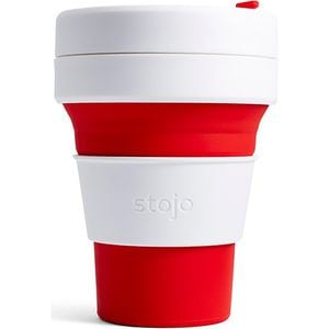 Branded Stojo Cups | Collapsible Branded Coffee Cup | Think Kind