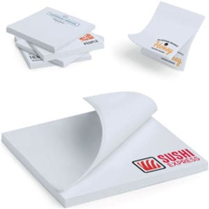 Branded Sticky Notepad