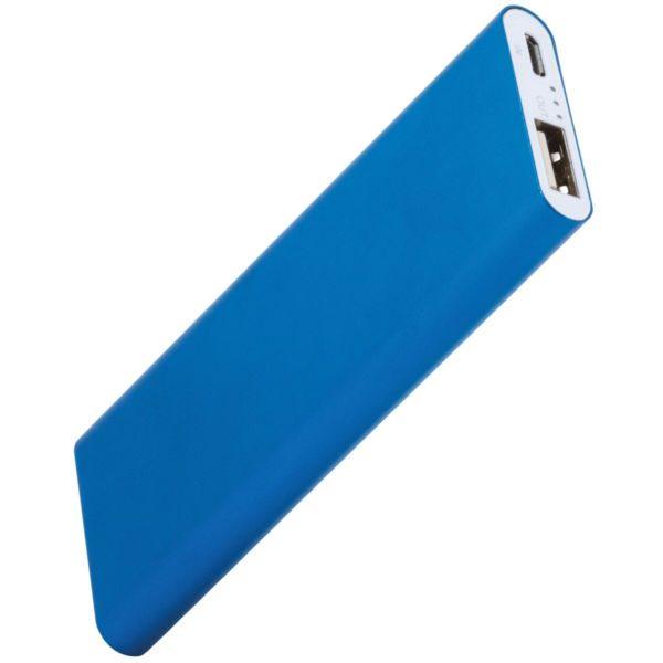 Dark blue super slim powerbank