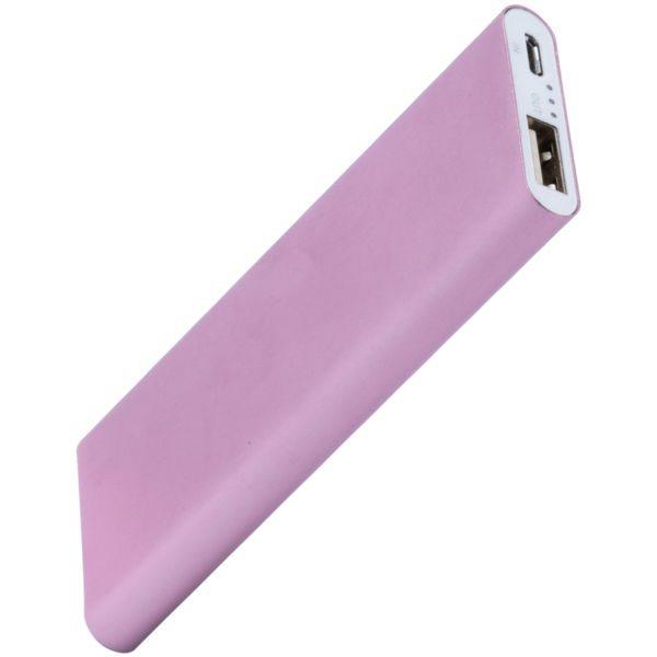 Pink super slim powerbank