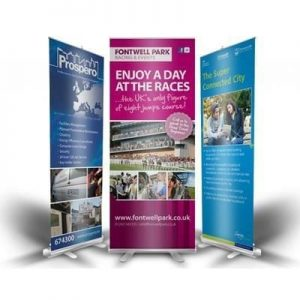Banner stands & Pos