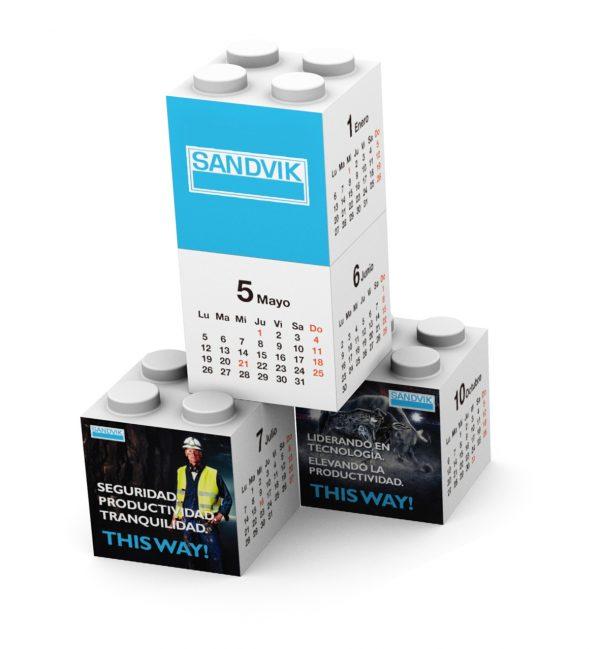 Building Block Calendar 4pcs SANDVIK R 01 1 copy
