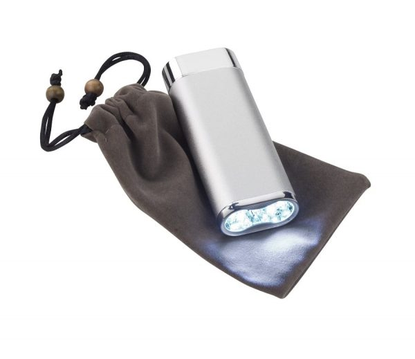 Power bank and Torch