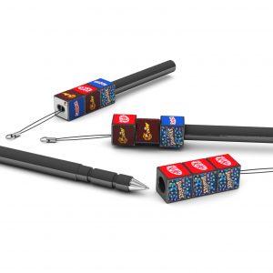 Rubiks Pen Nestle R 03