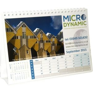 A5 Easel Calendarr