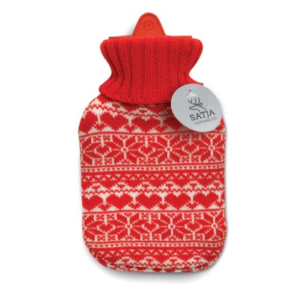 Christmas Hot Water Bottle