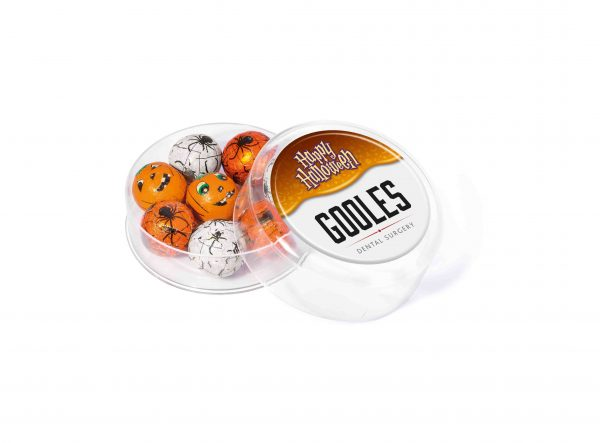 Halloween Foil Ball Maxi Round