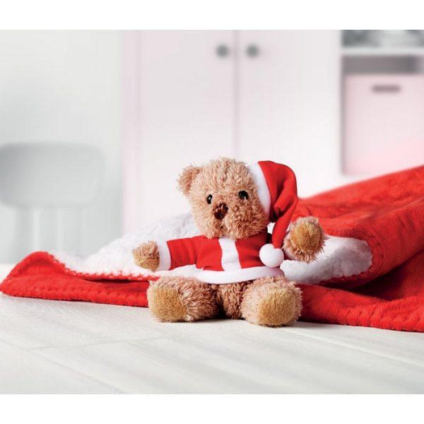 Christmas Teddy Bear 2