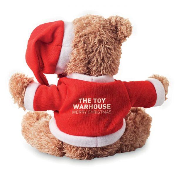 Christmas Teddy Bear 3
