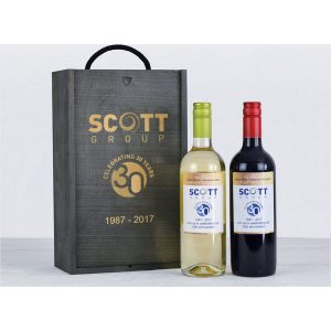 Corprate Branded Wine Gift Set