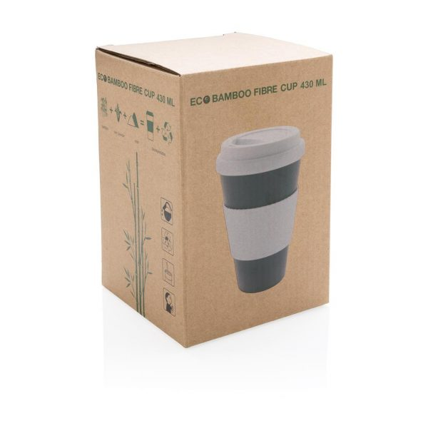 Eco Bamboo Cup box