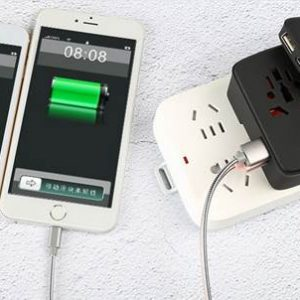 2 in 1 Travel adapter