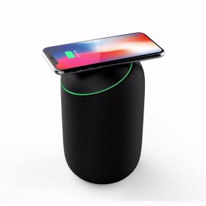 Bluetooth Speaker Wireless Charger