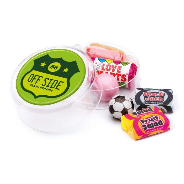 Maxi Round Retro Sweets