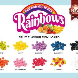 Rainbows menu card3 600x600