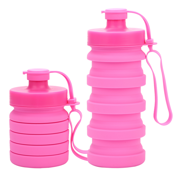 collapsible tower bottle