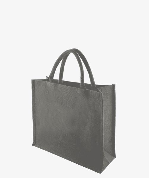 KIPU GREY Jute Bag 1