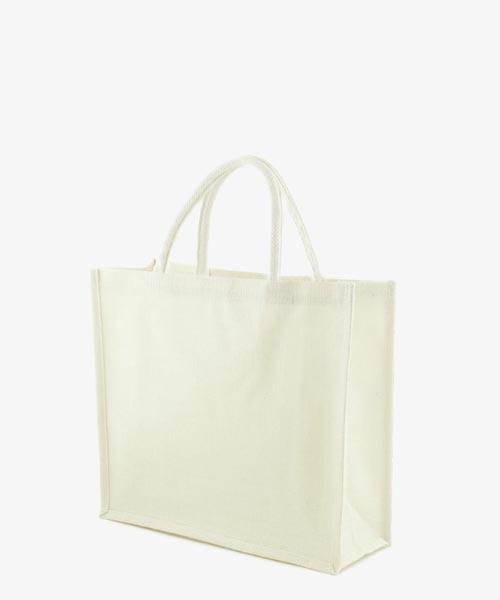 KIPU WHITE Jute Bag 1