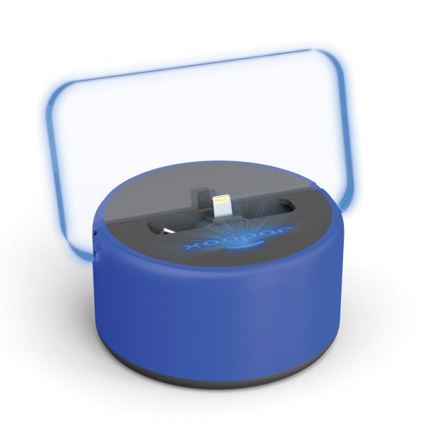 Charger Hub Blue