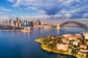 Location Sydney