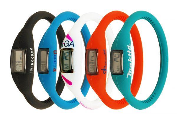 Waterproof Ion Fitness Watch 3