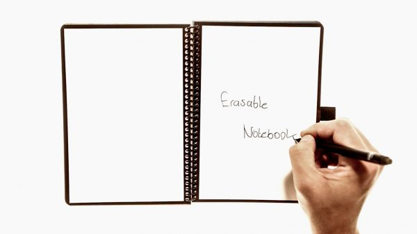 Wipeable Notebook
