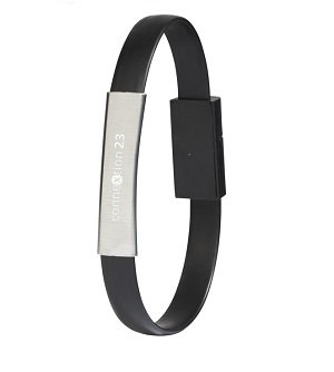 2-in-1 Charging Cable Bracelet