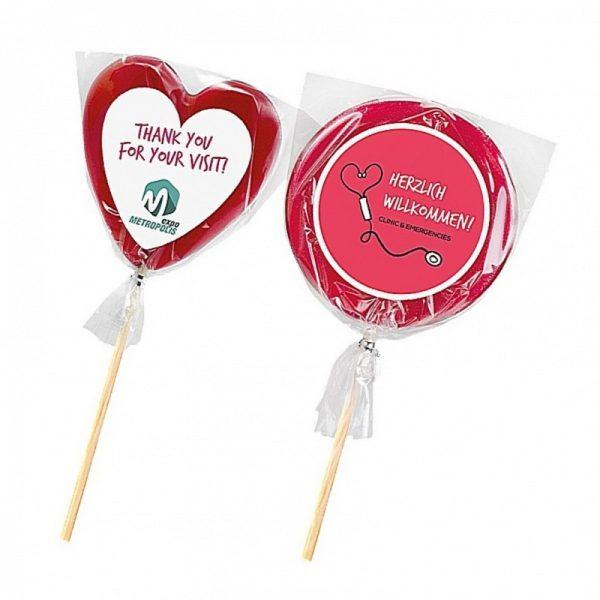 Valentines Lollipop