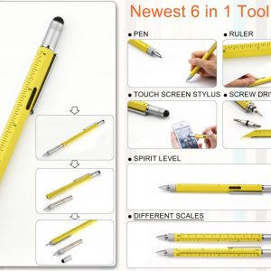 DIY Multifunctional Tool Pen 2