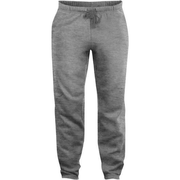 Drawstring Waist Unisex Sweatpants 2