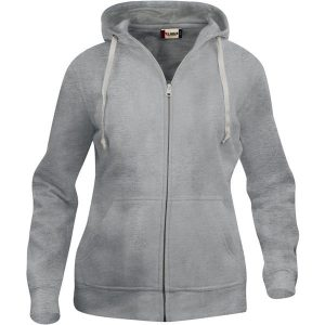Ladies Full Zip Hoody 2