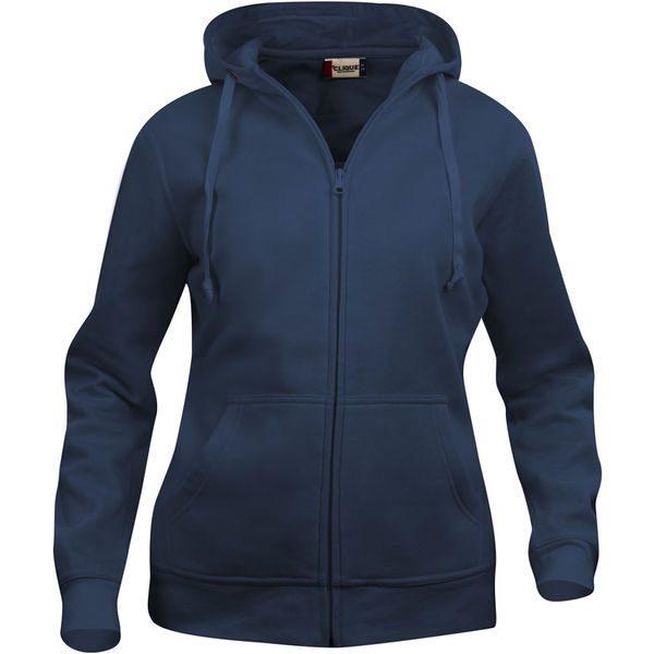 Ladies Full Zip Hoody 4