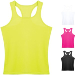 Sleeveless Adults Sports Vest