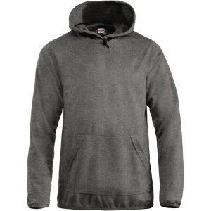 Sporty Unisex Hooded Sweater 2