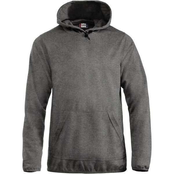 Sporty Unisex Hooded Sweater 2