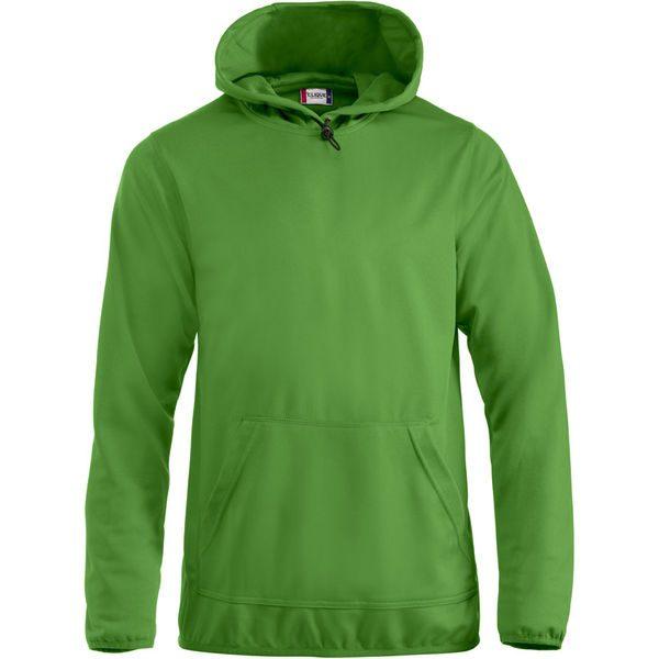 Sporty Unisex Hooded Sweater 3