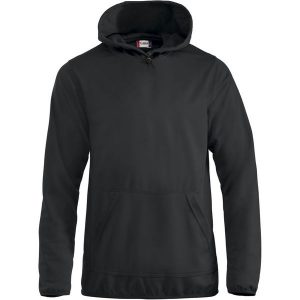 Sporty Unisex Hooded Sweater