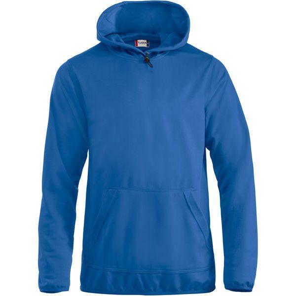 Sporty Unisex Hooded Sweater 4