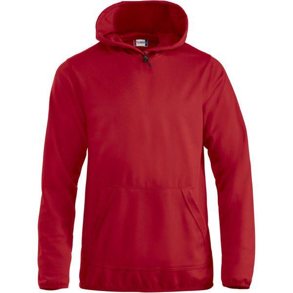 Sporty Unisex Hooded Sweater5