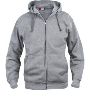 Unisex Full Zip Hoody 2