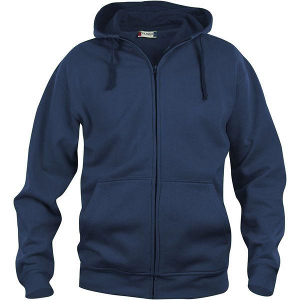Unisex Full Zip Hoody 4