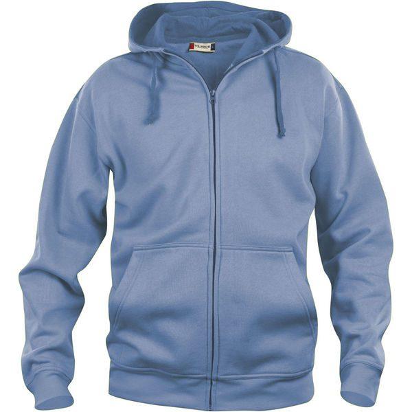Unisex Full Zip Hoody 5