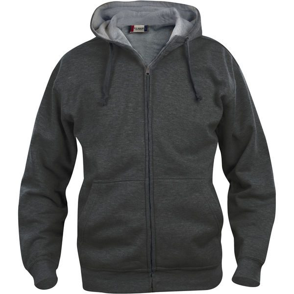 Unisex Full Zip Hoody