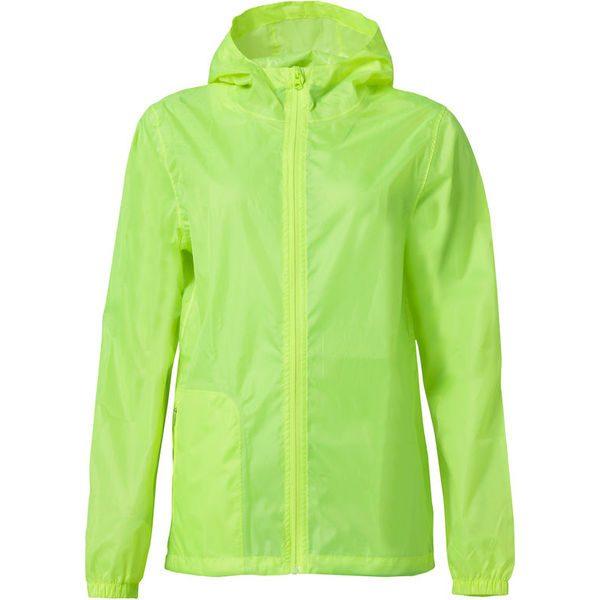 Unisex High Vis Rain Jacket