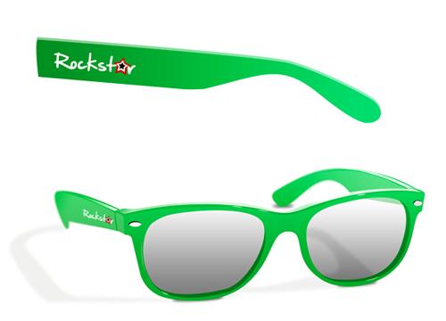Wayfarer Style Sunglasses 2