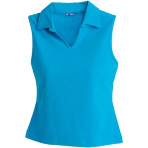 Womens Vest Style Polo