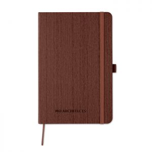 A5 Wood Effect Notebook