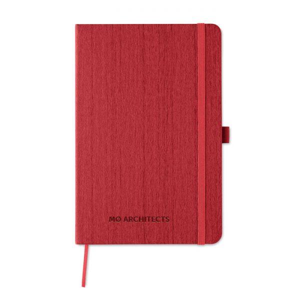 A5 Wood Effect Notebook 5